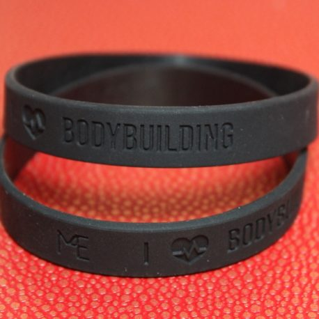 i love bodybuilding bracelet