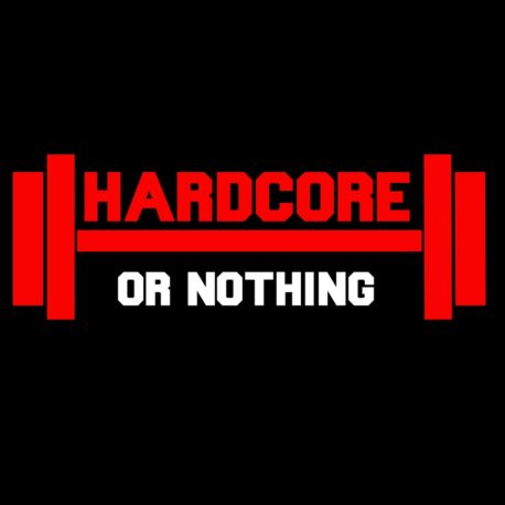 HARDCORE OR NOTHING 900