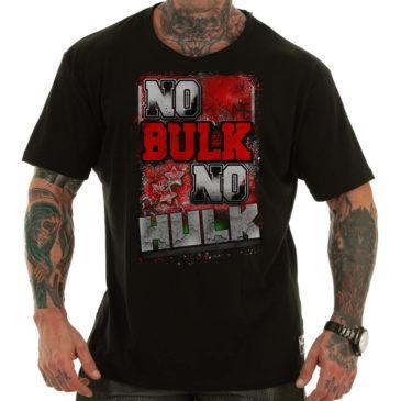 NO BULK NO HULK T-shirt