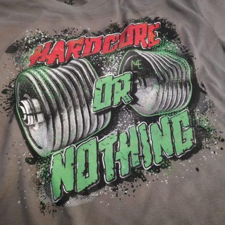 HARDCORE OR NOTHING (2)
