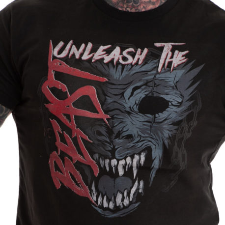 UNLEASH THE BEAST M4E T-SHIRT 2