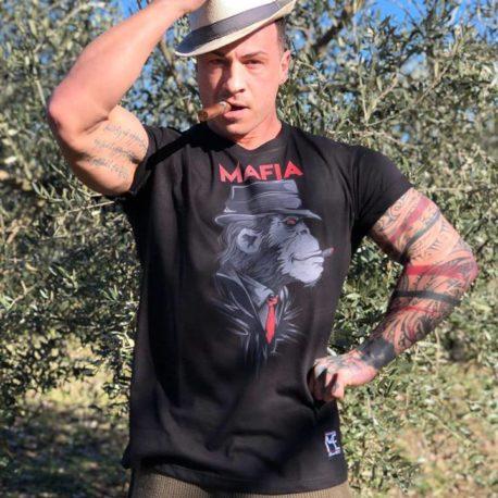 fede rossi mafia t-shirt maglietta